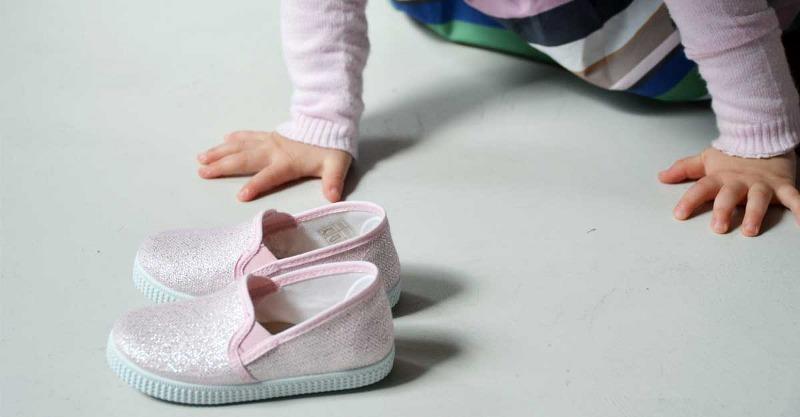 Una guida alla scelta delle scarpe per bambini