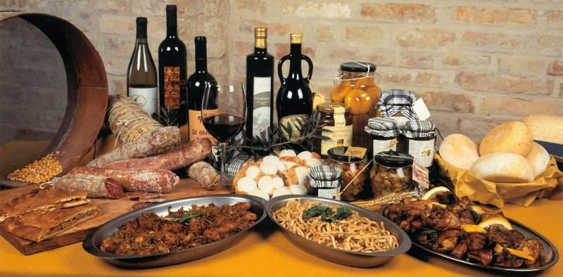 I migliori prodotti della provincia di Pescara