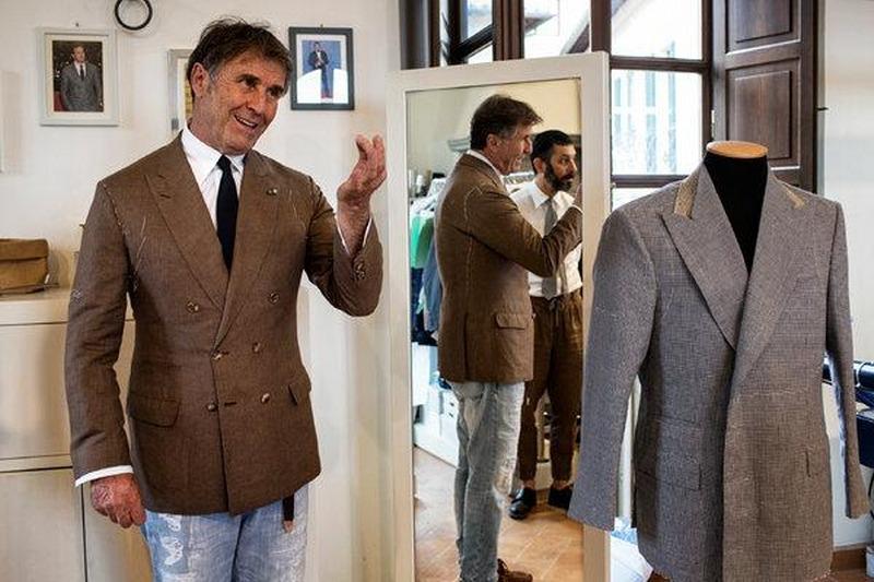 Il marchio Brunello Cucinelli: abbigliamento sartoriale di lusso