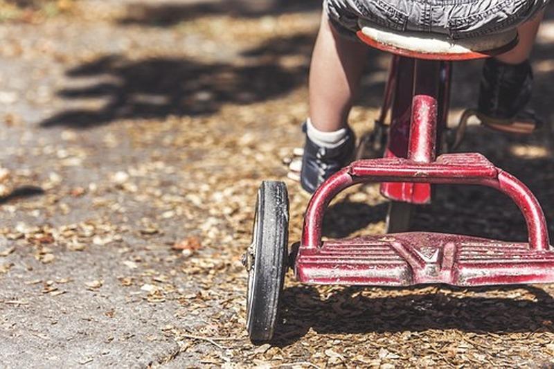 I benefici dei passeggini triciclo