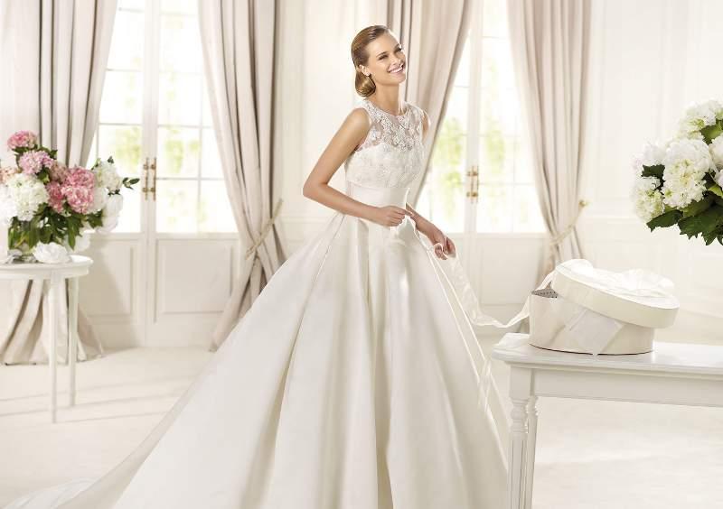 Abito da sposa a sirena o a principessa?