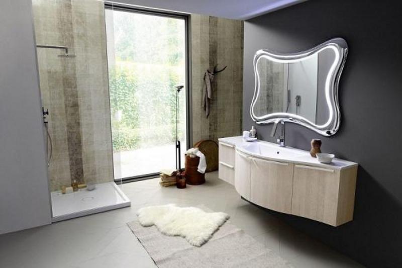 Progettare l'illuminazione del bagno: ecco come si fa