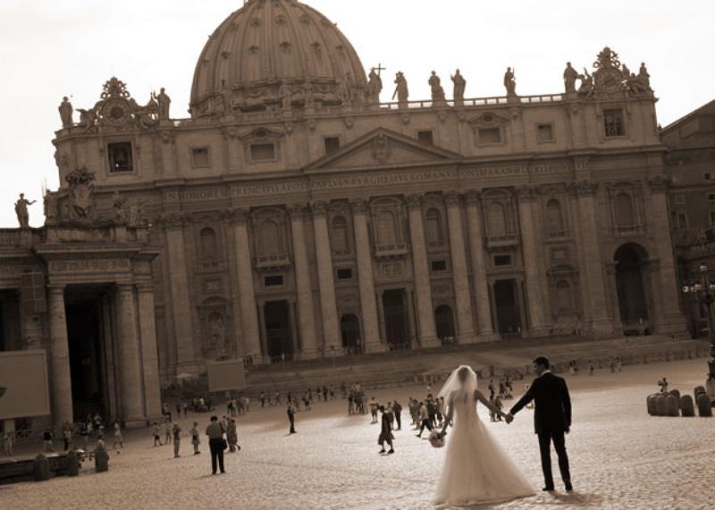 Matrimonio nella capitale, qual è la location più adatta a Roma?