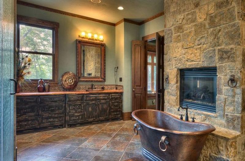 Arredare un bagno rustico: ecco qualche idea