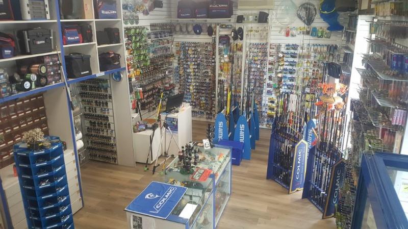 Perchè scegliere un negozio di pesca online per i propri acquisti
