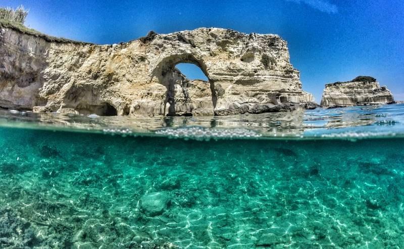 Hotel nel Salento sul mare, vacanze all'insegna del relax