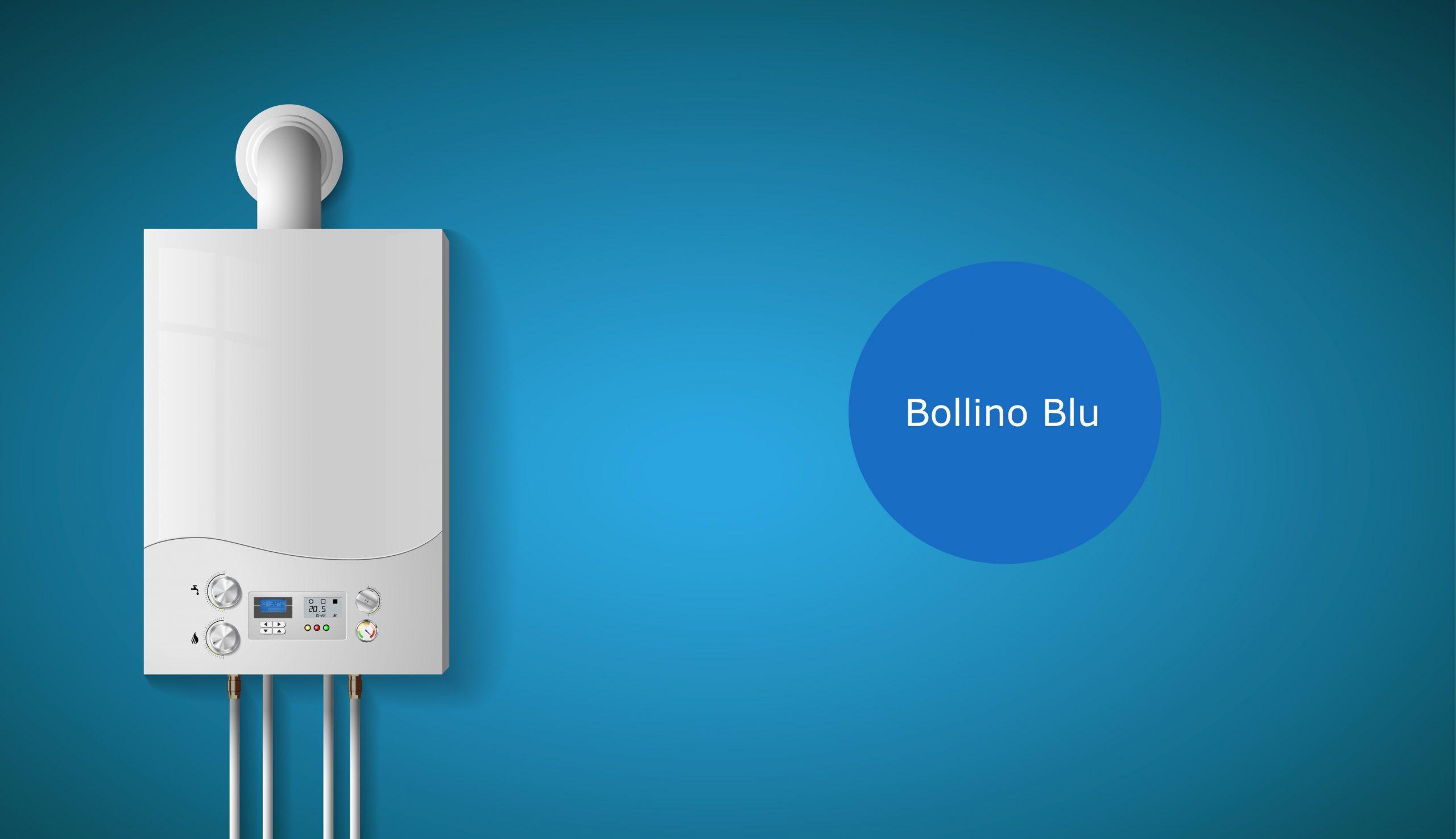 Cos'è il bollino blu della caldaia?