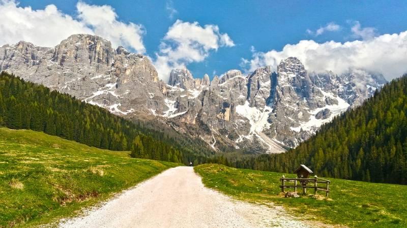 Guida alle escursioni facili nella Val Pusteria