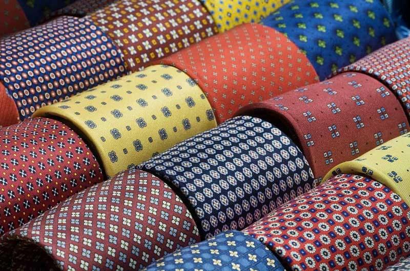 Cravatte: un'idea regalo intramontabile