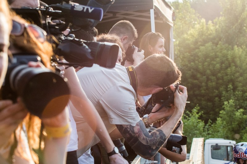 Come diventare fotoreporter